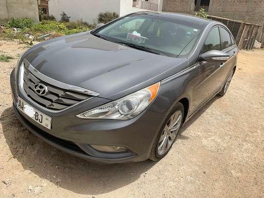 Hyundai Sonata 2.0T 2012 image 3