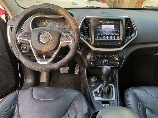 Jeep cherokee 2014 image 6