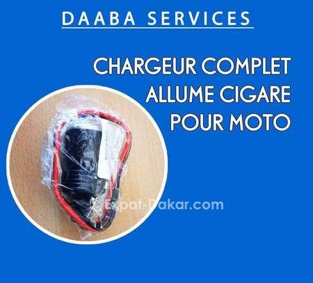 Allume Cigare pour moto image 1
