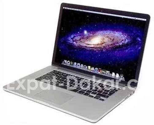 Mac Book Pro intel Corei7 image 1