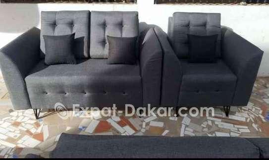 Canapés fauteuils salons méridienne image 3