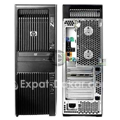 Puissant PC workstation hp Z600 dual cpu image 4