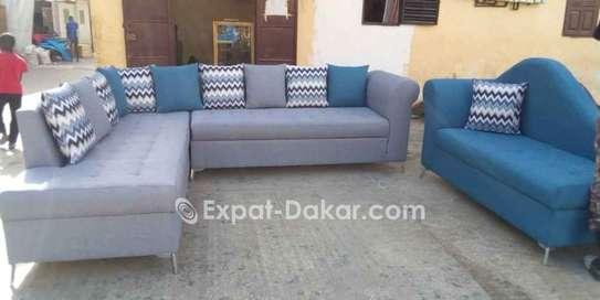 Salons angle-canapés fauteuils image 1