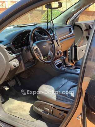 Chevrolet Traverse 2014 image 3