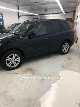 Hyundai Santa Fe 2012 image 4