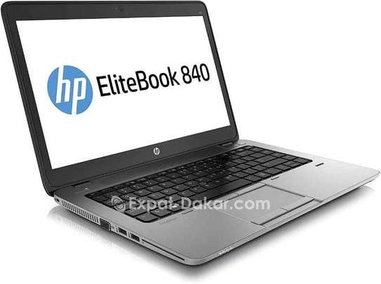 Hp Elitebook 840 corei5 image 5