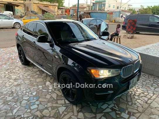 BMW X4 2015 image 4