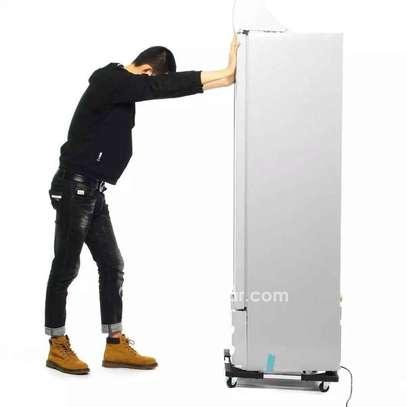 Support frigo avec roue 138kg image 1