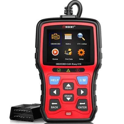 appareil diagnostic toute marque voiture  vident mise à jour gratuite à vie image 4