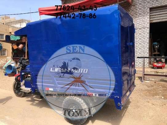 SEN TOMM (Sénégal Tout Ouvrage Métallique et Moderne) image 4