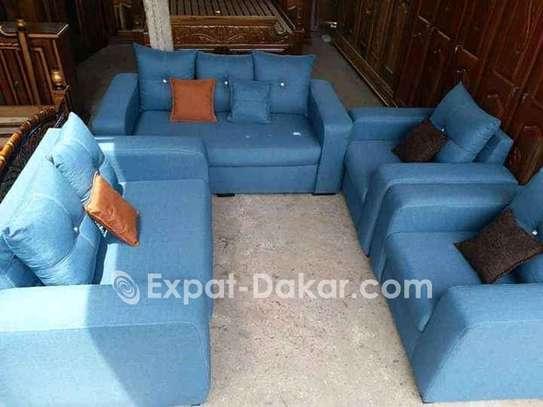 Canapé fauteuil salon image 2