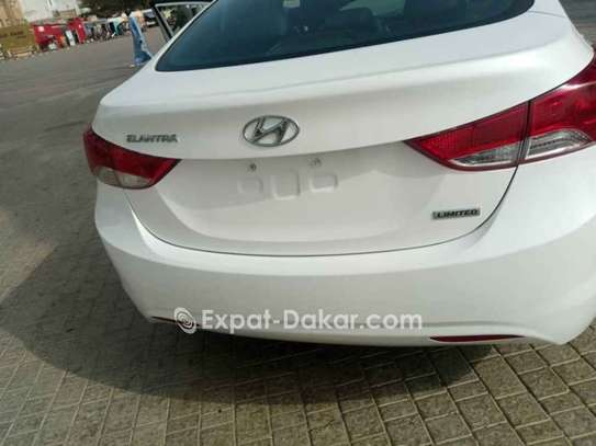 Hyundai Elantra 2013 image 6