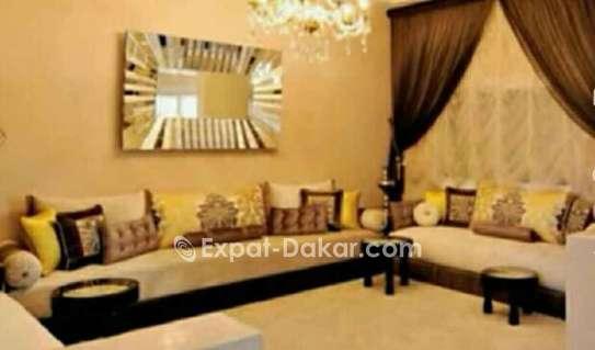 Salon marocain de 6 places image 2