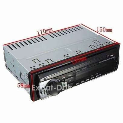 TEMPSA Autoradio Stéréo 1Din 12V - Bluetooth Lecteur USB - SD - RADIO FM - AUX image 4