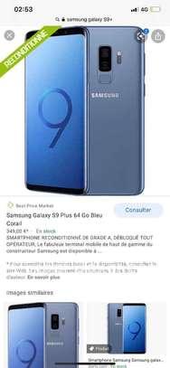 Samsung galaxy S9+plus image 4