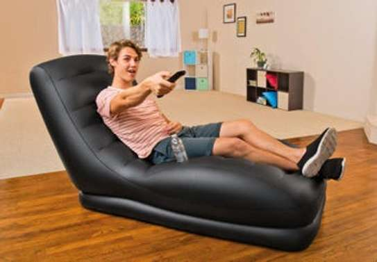 Fauteuil gonflable Intex image 1