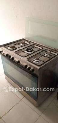 Cuisinière 4 feux occasion image 5