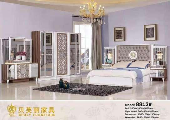 Chambre à coucher de luxe image 3