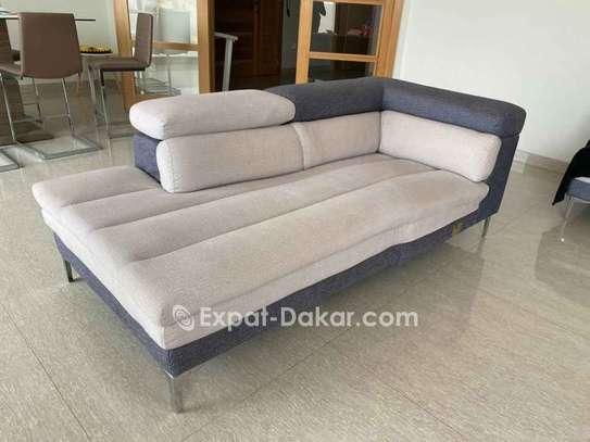 Canapé d'angle moderne image 1
