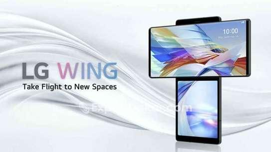 LG WING LM-F100N 5G image 3