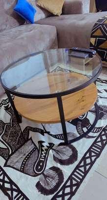 Vaisselier + table basse image 2