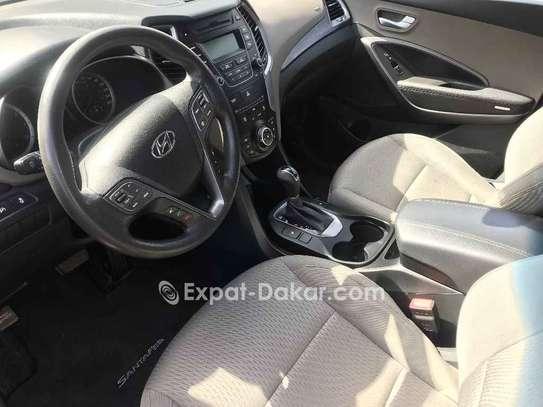 Hyundai Santa Fe 2013 image 4