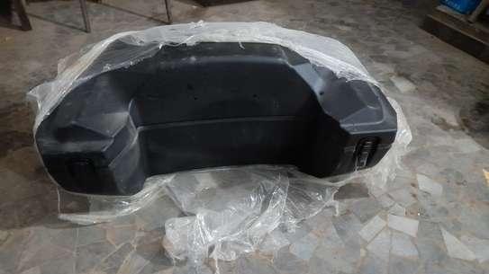Coffre arrière pour quad image 2