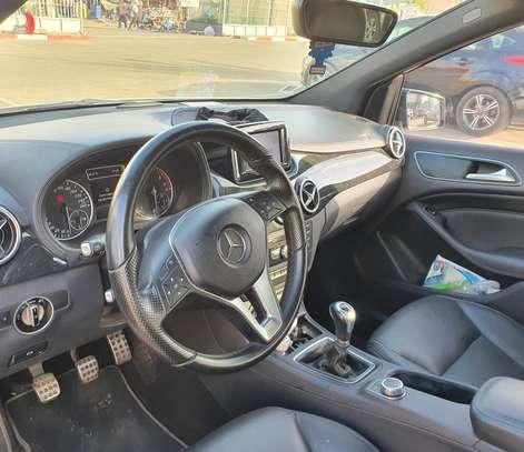 Mercedes-Benz Classe B en très bonne état très bien entretenue image 8