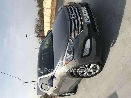 Hyundai Santa Fe 2013 image 5