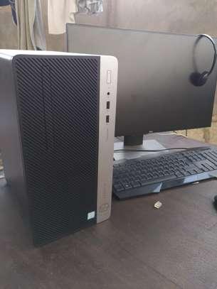 HP Prodesk huitième génération image 1