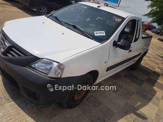 Dacia Logan pickup image 3