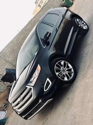 Ford edge titanium image 1