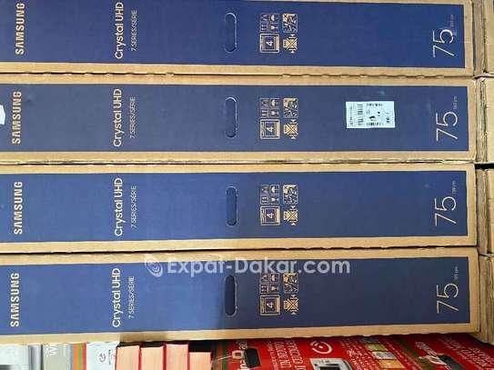TV Samsung - Ecran 75'' - 4K/Crystal image 2