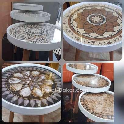 Série de table image 1