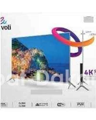 "TV Autre - Ecran SMART EVVOLI UHD 43"" 4K ANDROID'' - 4K image 2"