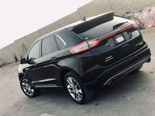 Ford edge titanium image 10