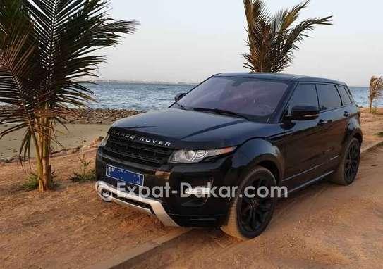 Range Rover Evoque 2013 image 1