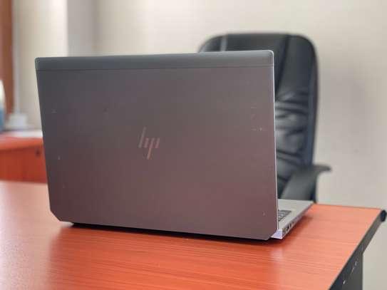 "HP Z Book Core i7 - Ecran 15"" - SSD 512 image 7"