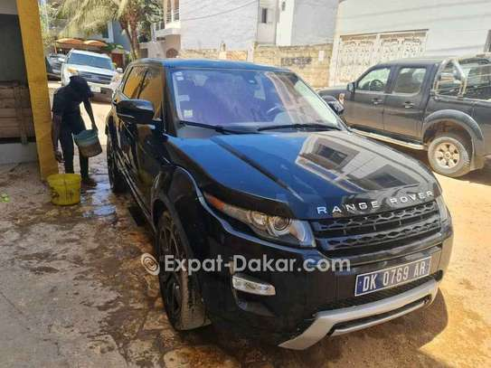 Range Rover Evoque 2014 image 2