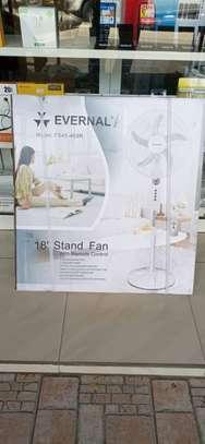 Ventilateur Sur pied avec Télécommande  EVERNAL image 1