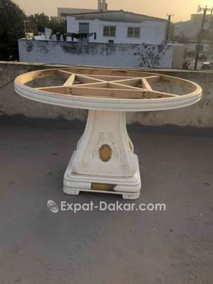 Table à manger + chaises image 1
