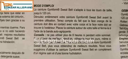Sweat Belt image 3