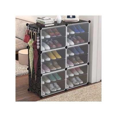 Rangement chaussure 6 cubes - 24 paires image 1