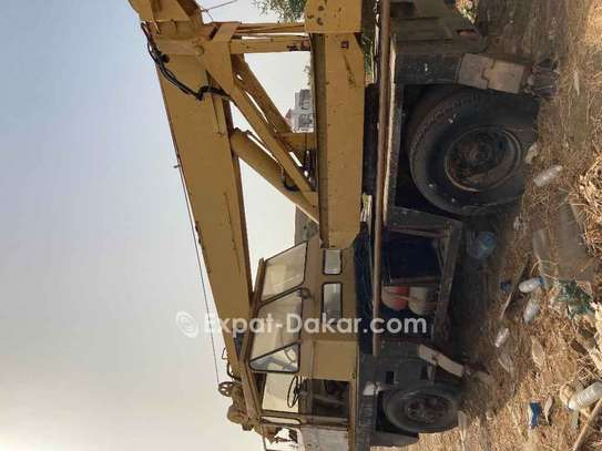 Camion grue image 3