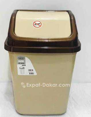 Poubelle bureau 40 litres image 1
