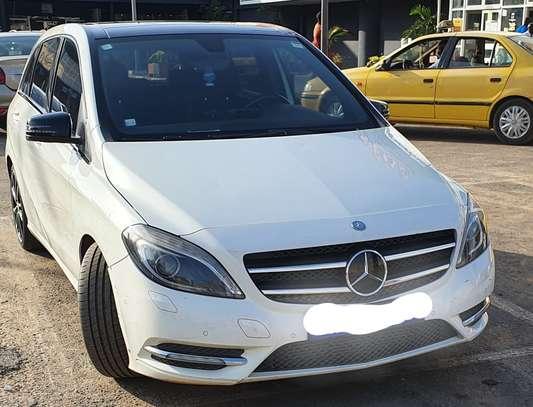 Mercedes-Benz Classe B en très bonne état très bien entretenue image 2
