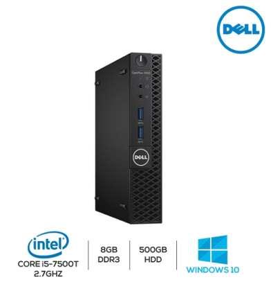 Dell optiflex micro UC, core i5, Ram 8gb, disque dure 500gb image 2
