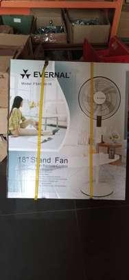 Ventilateur Télécommande EVERNAL image 1