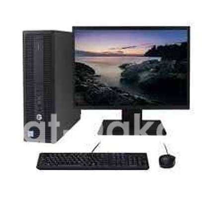 Hp prodesk i3+ecran 22pouces image 2