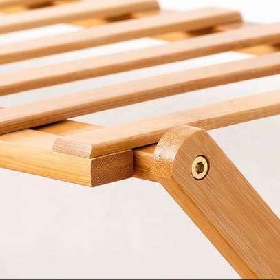 Étagère multifonctions en bambou image 7